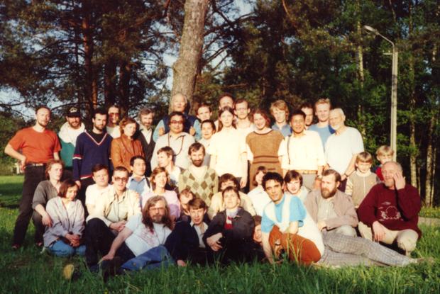 Mokytojo Čiogjalo Namkhai Norbu mokymai Lietuvoje, 1992